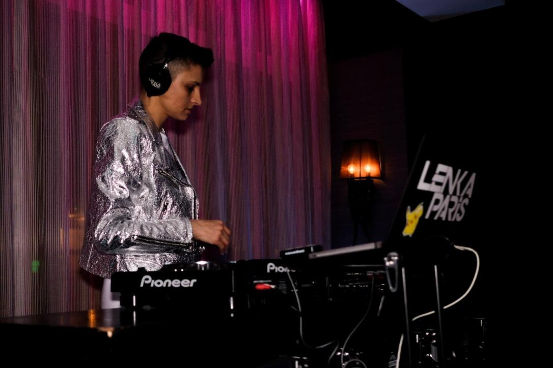DJ at Minnstafashion